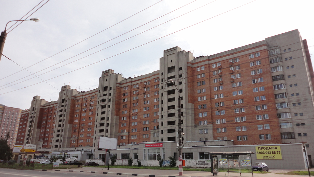 Нижегородская область, Нижний Новгород, б-р Мещерский, 5 9