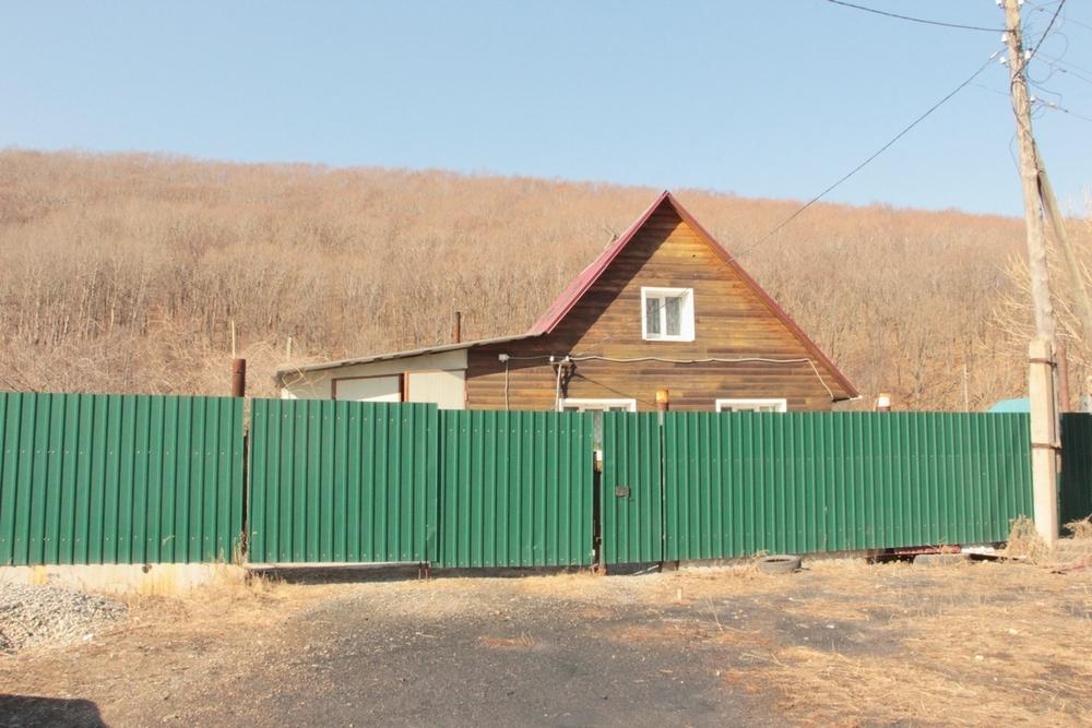 Фото: Отдельно стоящий дом  в Фокино