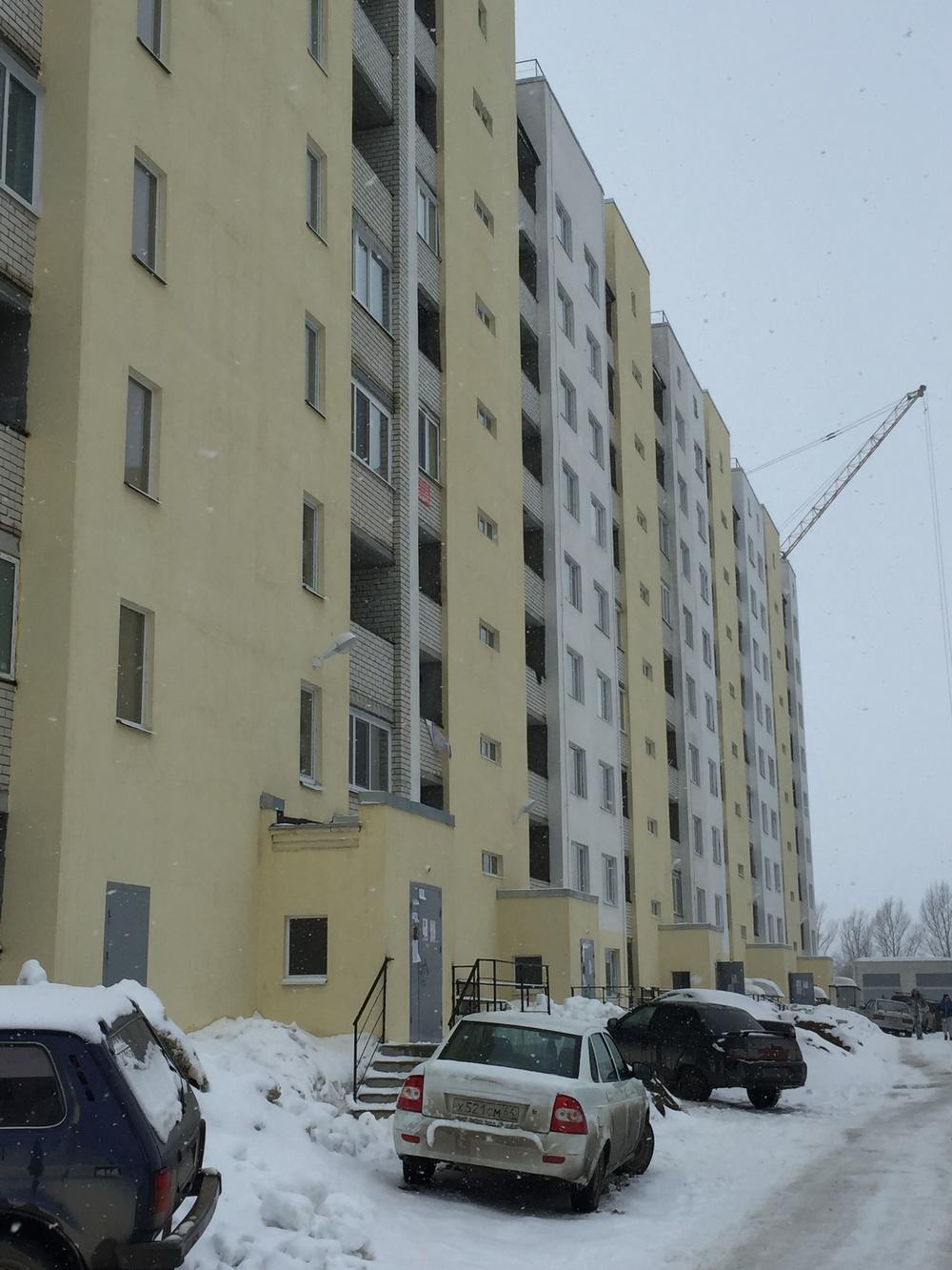 Продам 2-комнатную квартиру в городе Саратов, на улице Романтиков, 46, 6-этаж 9-этажного  дома, площадь: 53/30/12 м2