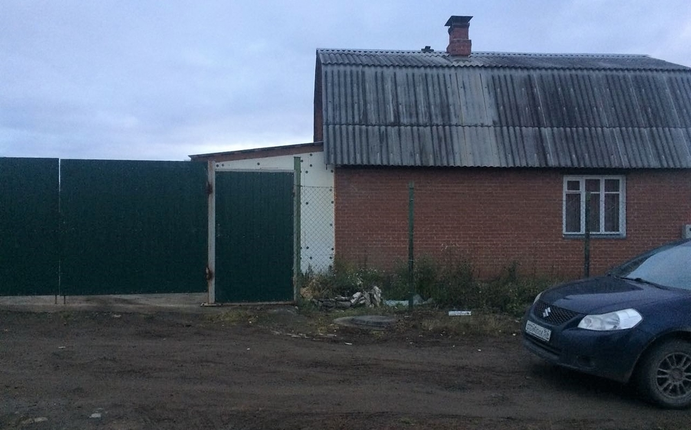 дом 91,6 кв.м. на земельном участке площадью s 8,5 cоток в спк таёжный.расстояние от ек...