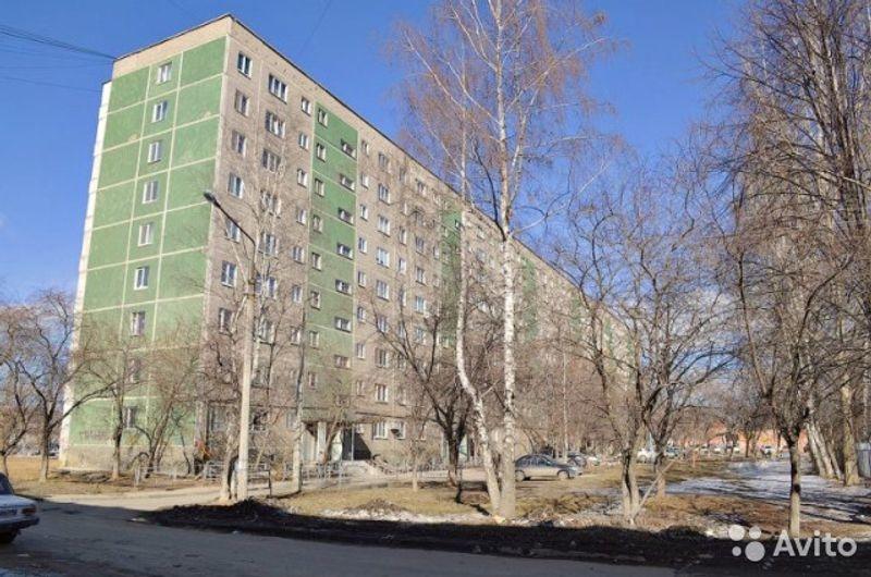 Свердловская область, Екатеринбург, ул. Бакинских Комиссаров, 108