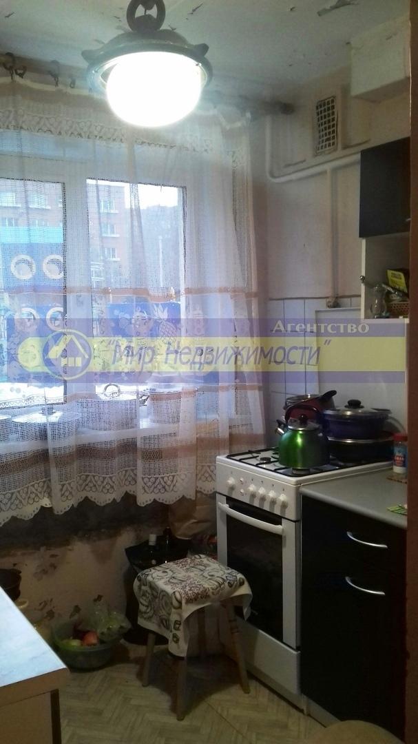 Квартира на продажу по адресу Россия, Московская область, Пущино, Науки пр-кт, д. 12