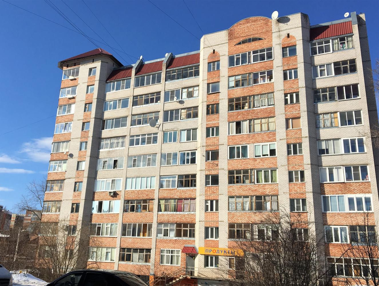 Республика Коми, городской округ Коми, Сыктывкар, ул. Энгельса, 134