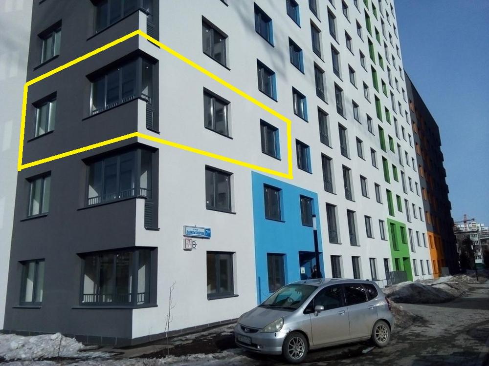 Свердловская область, Екатеринбург, ул. Данилы Зверева, 7В
