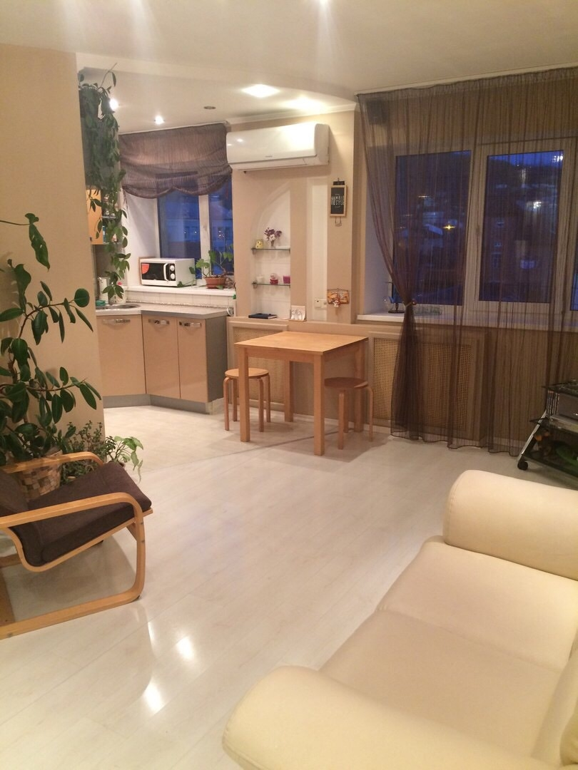 Продам 2-комнатную квартиру в городе Саратов, на улице Мясницкая, 73, 4-этаж 5-этажного Кирпич дома, площадь: 42/30/7 м2