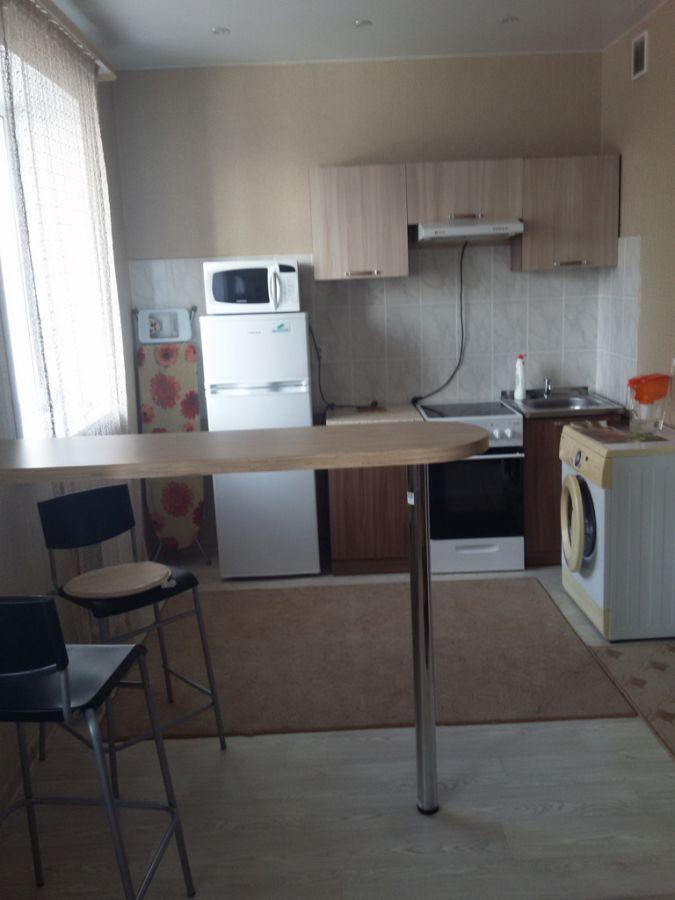 Новосибирская, 27, 1-к квартира