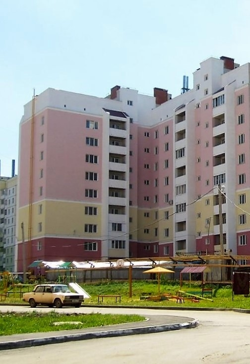Орловская область, Орел, Бурова ул., д. 46
