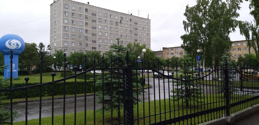 Свердловская область, Екатеринбург, ул. Академика Бардина, 4