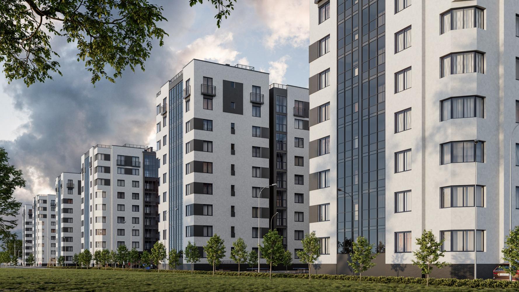 Продажа 1-комнатной новостройки, Калининград