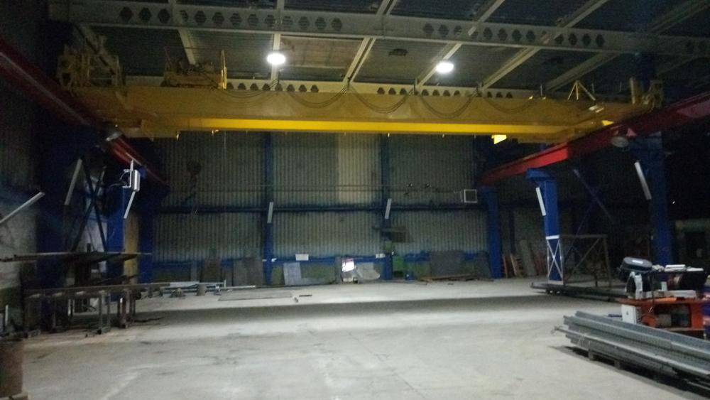 Аренда / Производственное помещение