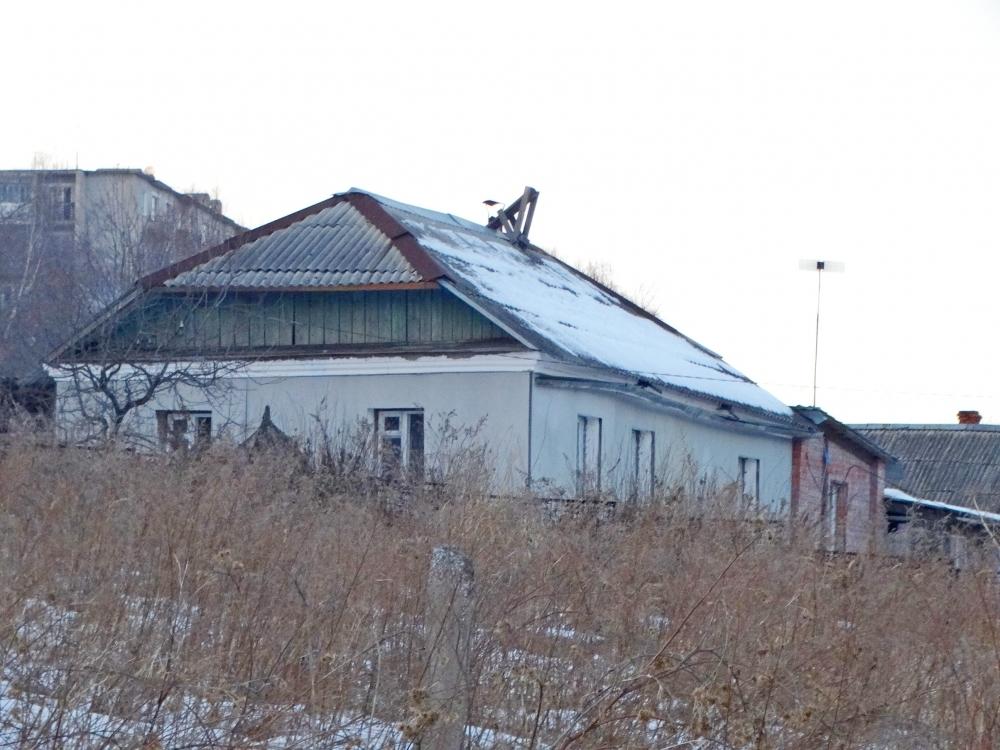 Дом в п