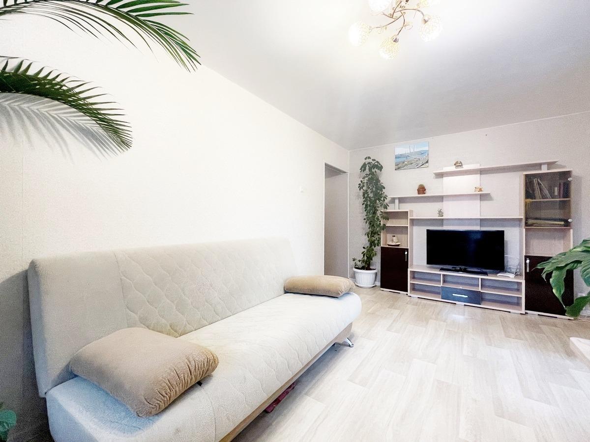 4-комнатная квартира в Фокино