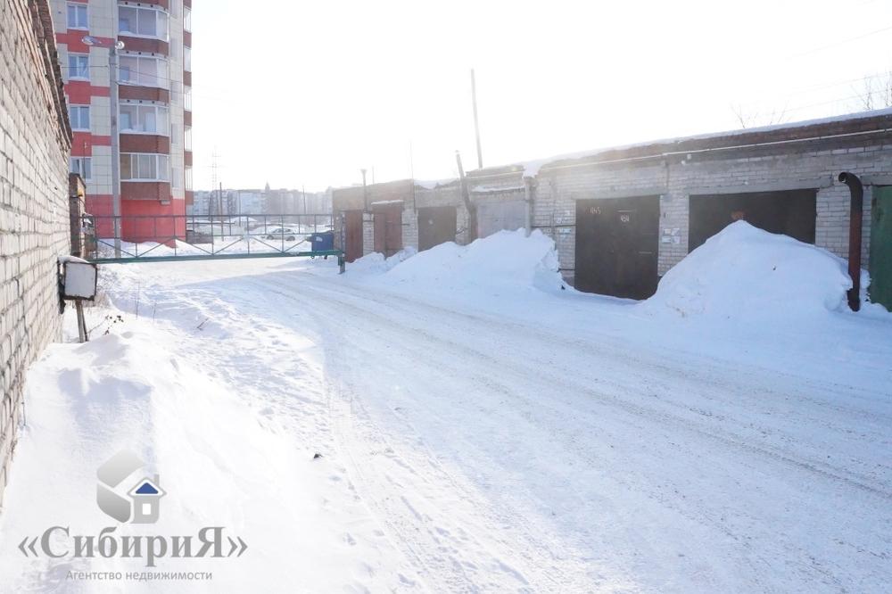 Гараж на продажу по адресу Россия, Томская область, Томск