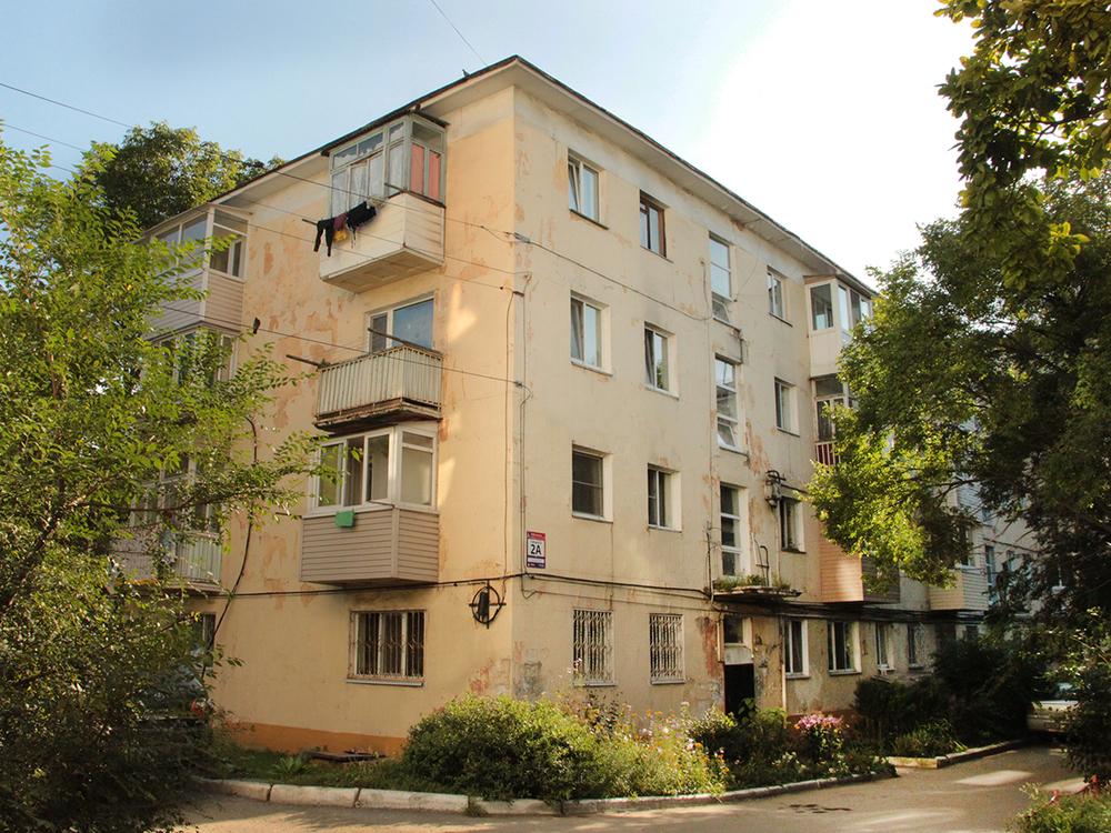Фото: Трехкомнатная квартира на Горького