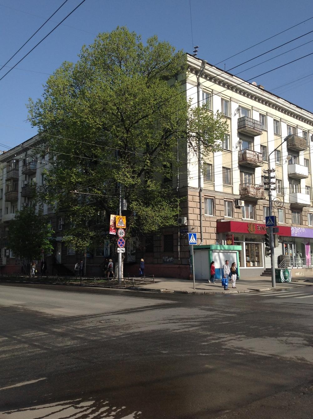 Продам 1-комнатную квартиру в городе Саратов, на улице Советская, 42, 4-этаж 5-этажного Кирпич дома, площадь: 35/20/8 м2