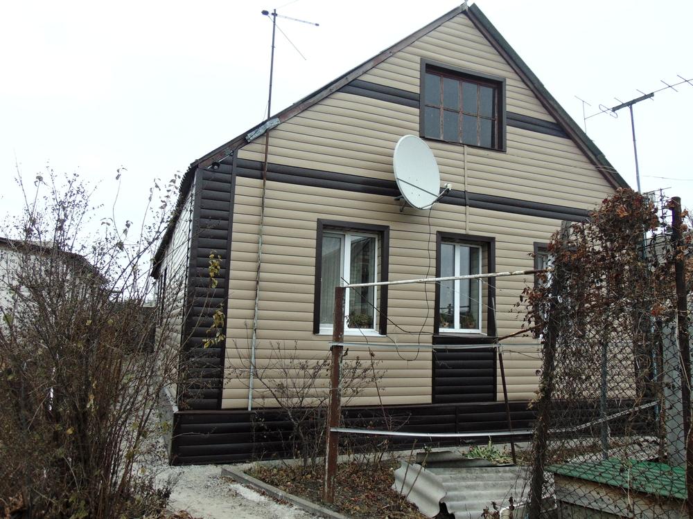 Продается жилой-уютный дом