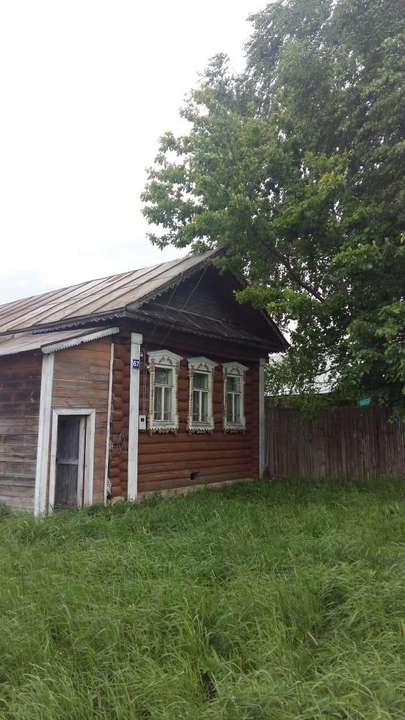 Левенда, Центральная ул., д. 67, дом кирпичный с участком 46 сот. на продажу