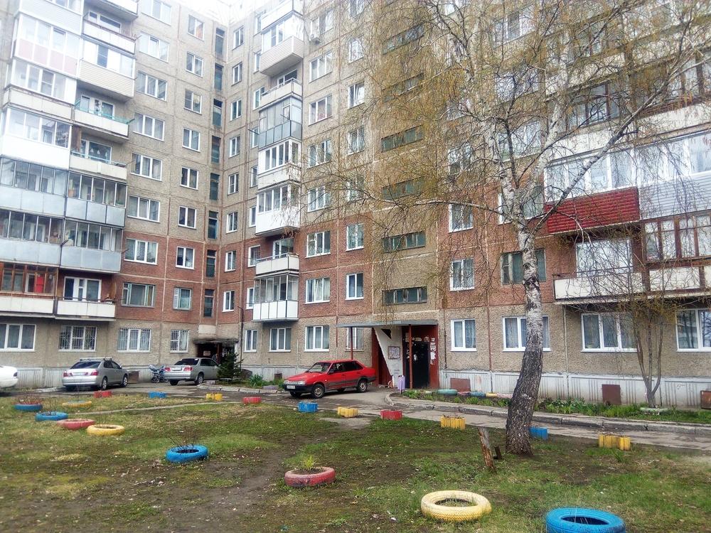 Алтайский край, Барнаул, ул. Сиреневая, 3