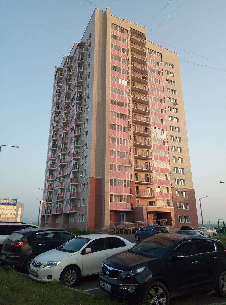 Красноярский край, Сосновоборск, ул. Ленинского Комсомола, 40 2