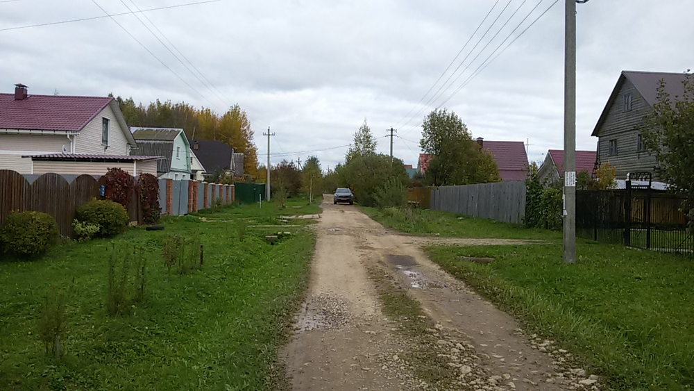 Владимирская область, Калинино, Новая ул.