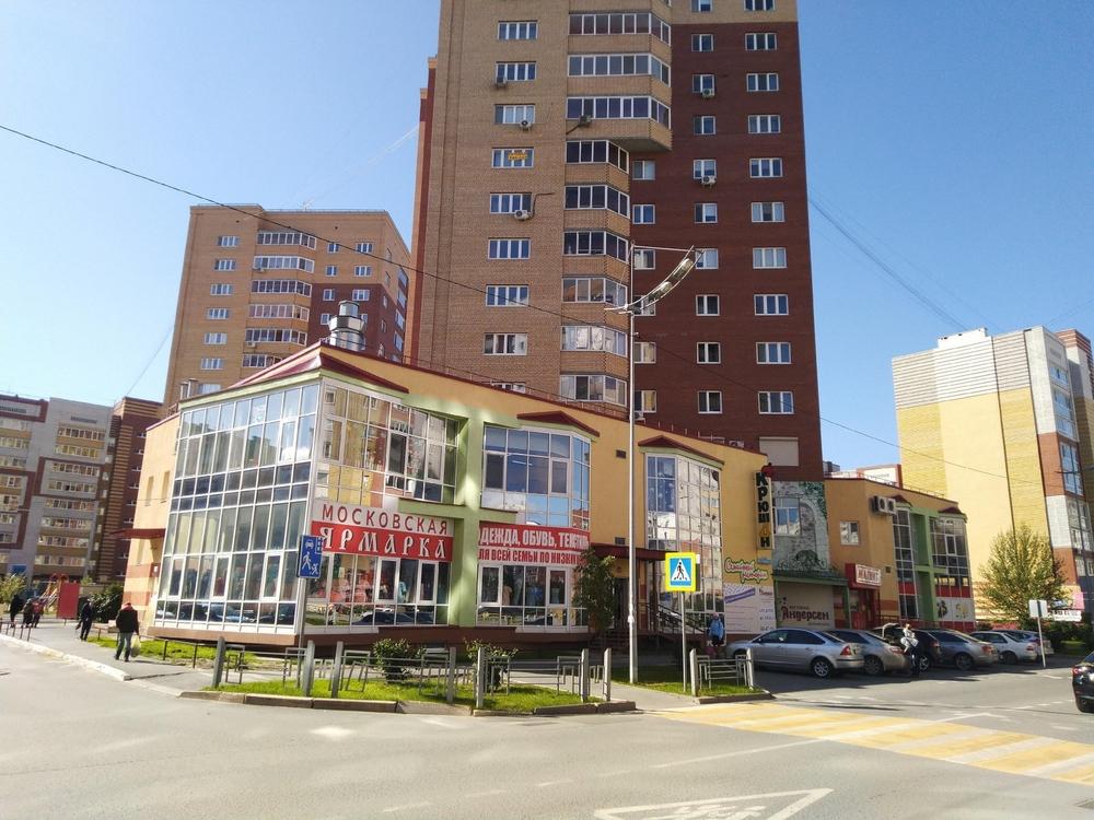 Тюменская область, Тюмень, ул. Евгения Богдановича, 8