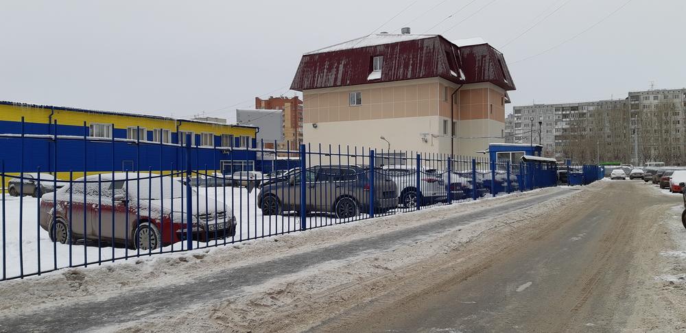 Тюменская область, Тюмень, ул. Пермякова, 59 3