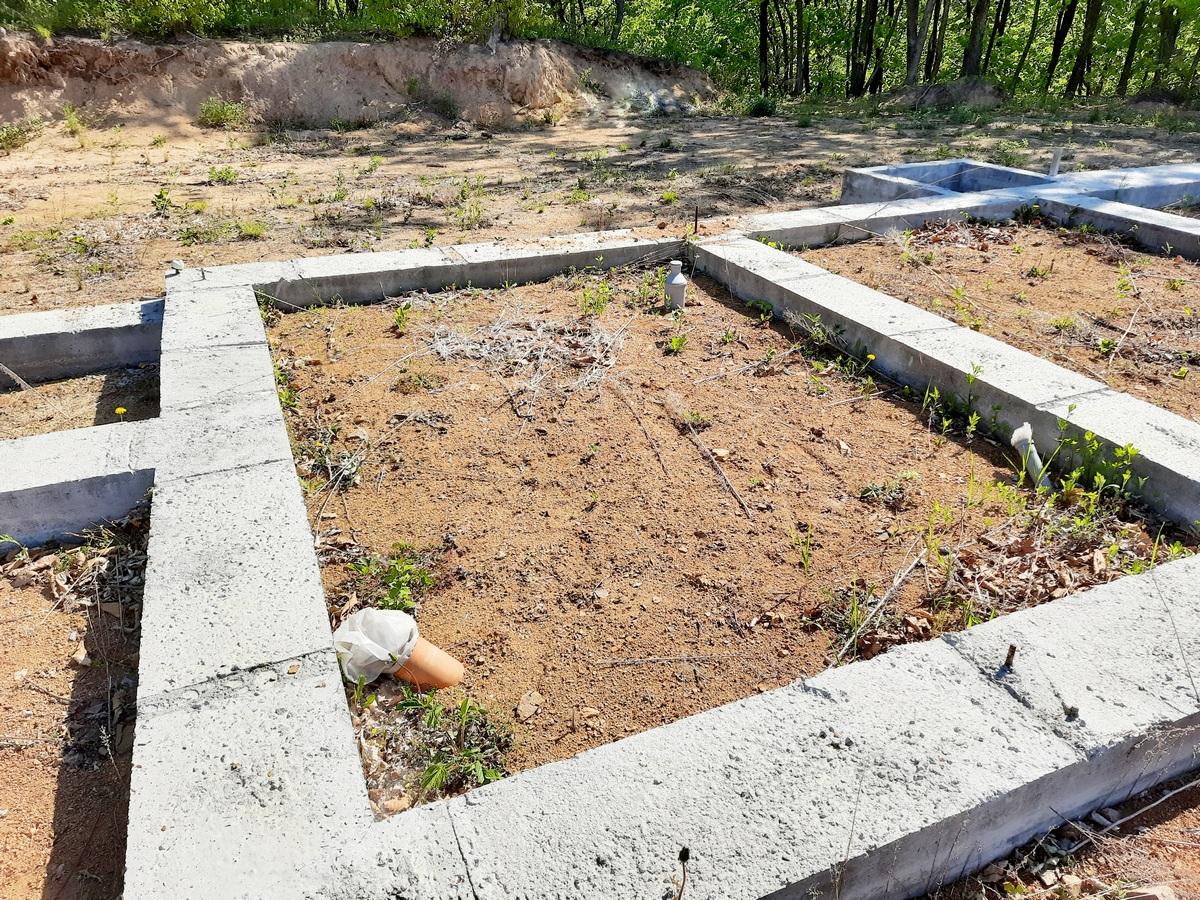 Земельный участок в Буденовке