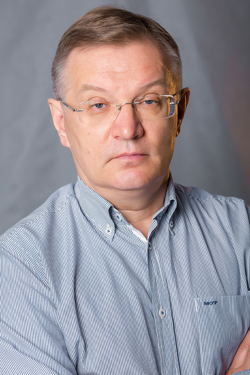 Сергей Чупин